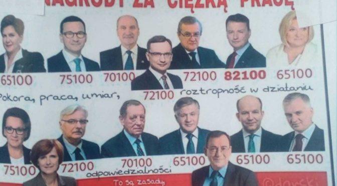 Mieszkańcy Dzierżoniowa mają już dosyć PiSu