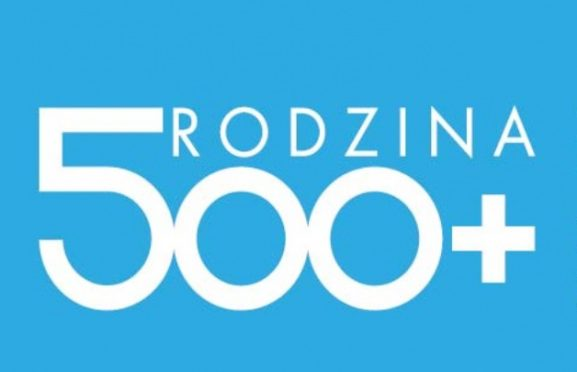 500+ w Dzierżoniowie