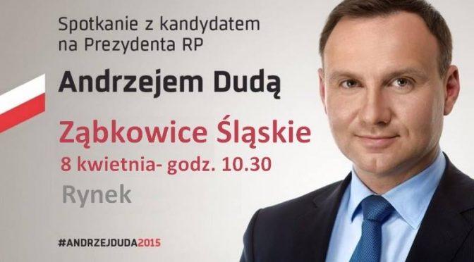 Jak Andrzej Duda oszukał mieszkańców Dzierżoniowa i nie tylko ich