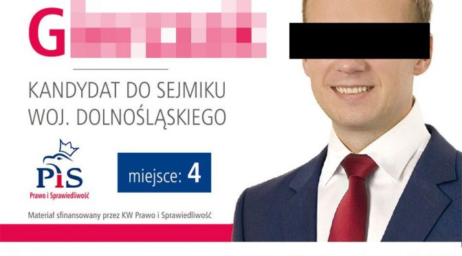Czy PiS w Dzierżoniowie zaczyna przypominać grupę …?
